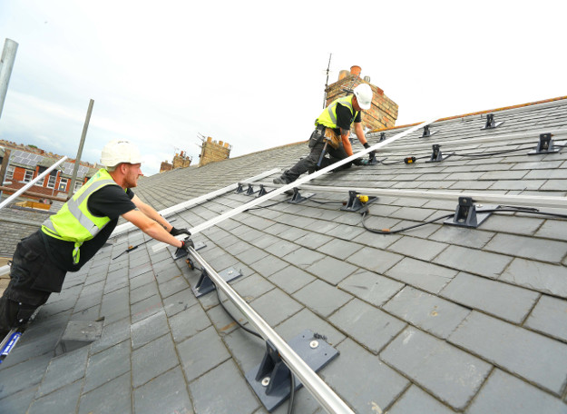 Saving Energy provide reliability through high quality  components and experienced installation teams.