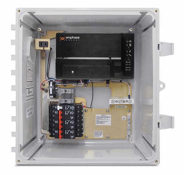 Enphase AC Combiner Box