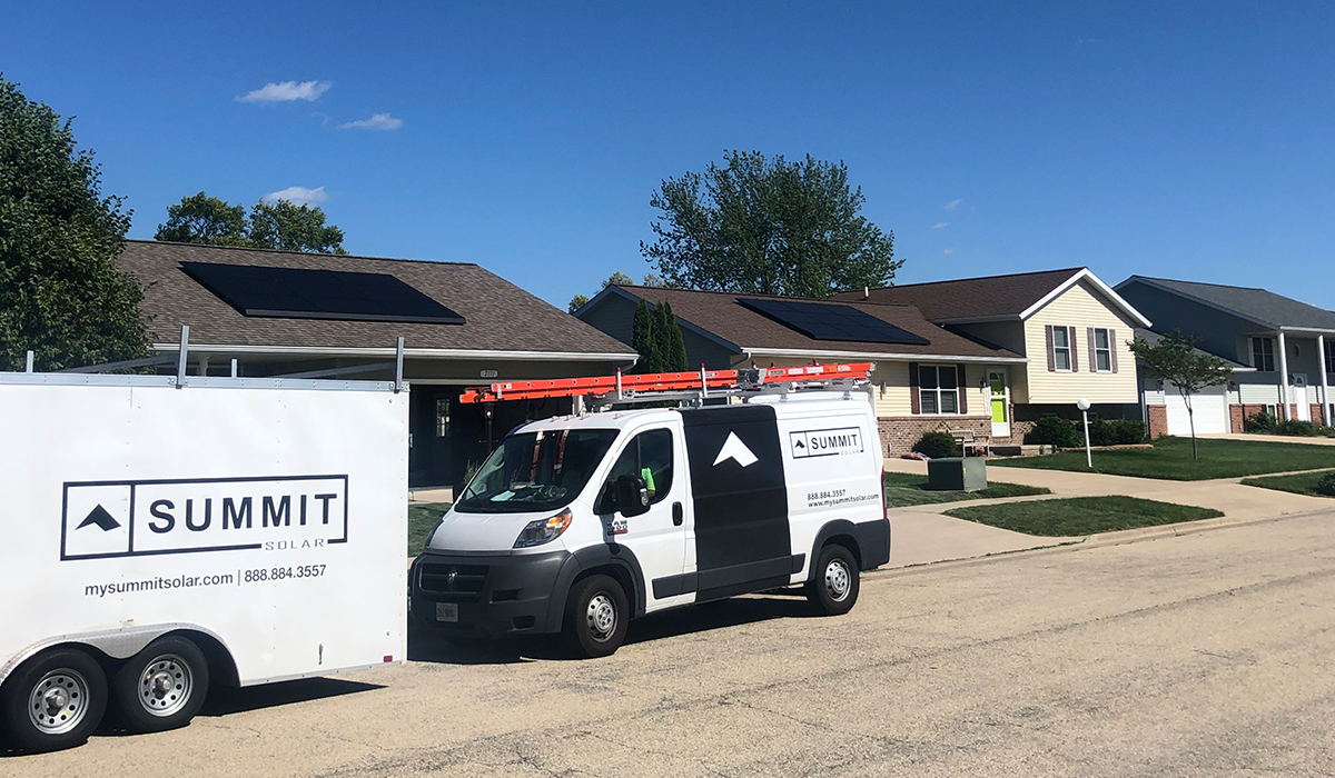 Featured Installer: Summit Solar
