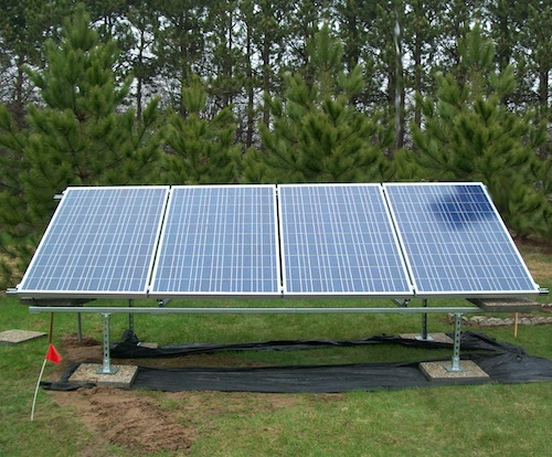 Solar Power In Your Backyard Enphase