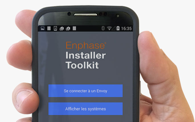 Enphase Installer Toolkit