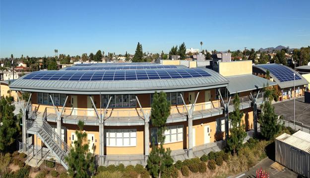 San Diego Shcool Solar