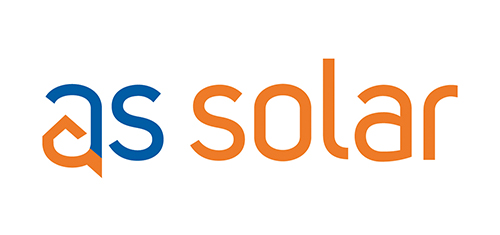 AS Solar logo - Enphase distributor