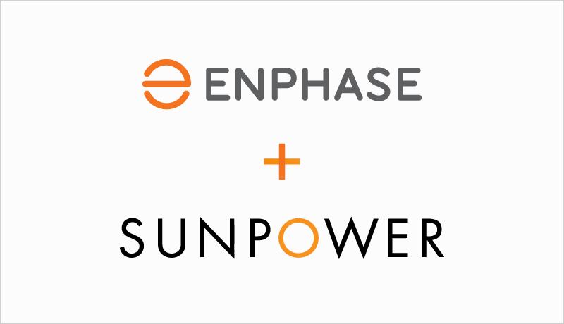 Enphase Energy to Acquire SunPower's Microinverter Business