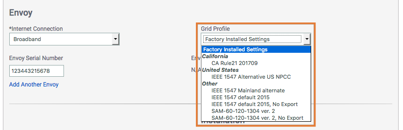 What is a grid profile and how do I set it? | [current-page:pager
