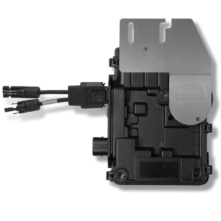 Enphase IQ 6 microinverter product shot