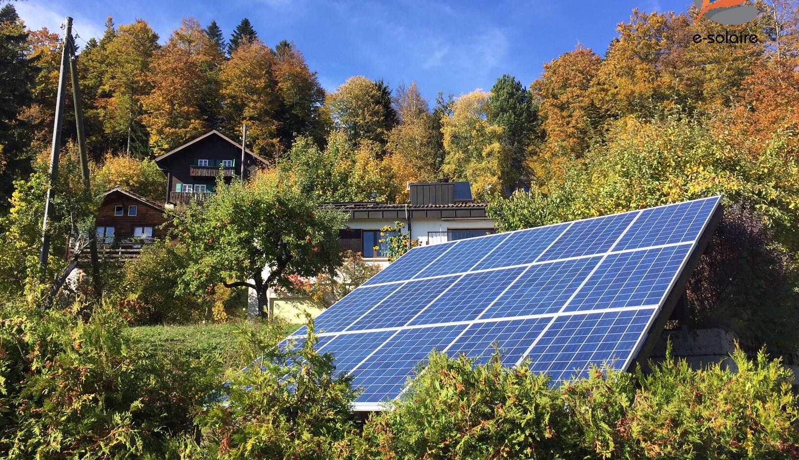 e-solaire rénovation