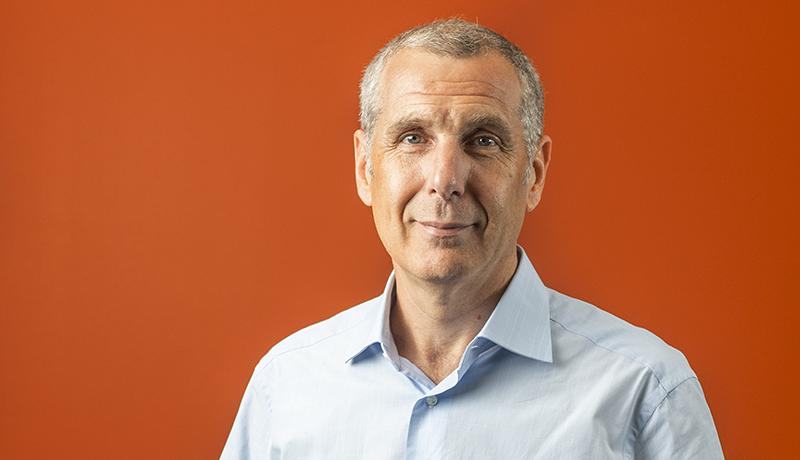 Eric Branderiz, Enphase CFO, Portrait