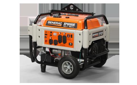 Product photo of Generac portable generator