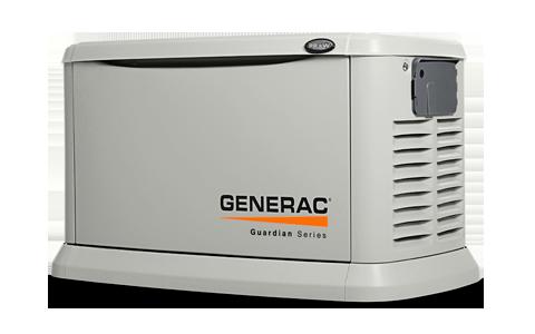 Product photo of Generac standby generator
