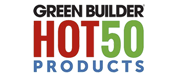 Green Builder Hot 50 Logo