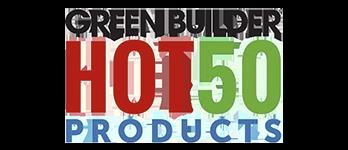 Green Builder Hot 50 Logo