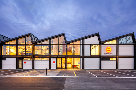 Enphase's research & development facility in New Zealand