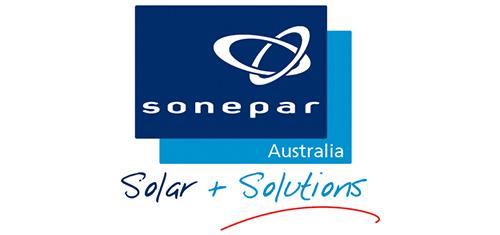 Sonepar Solar + Solutions Logo