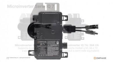 Microinverter Serie IQ7